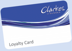 The Clarkes Loyalty Card